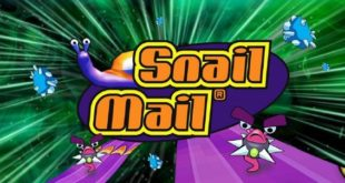 لعبة snail mail