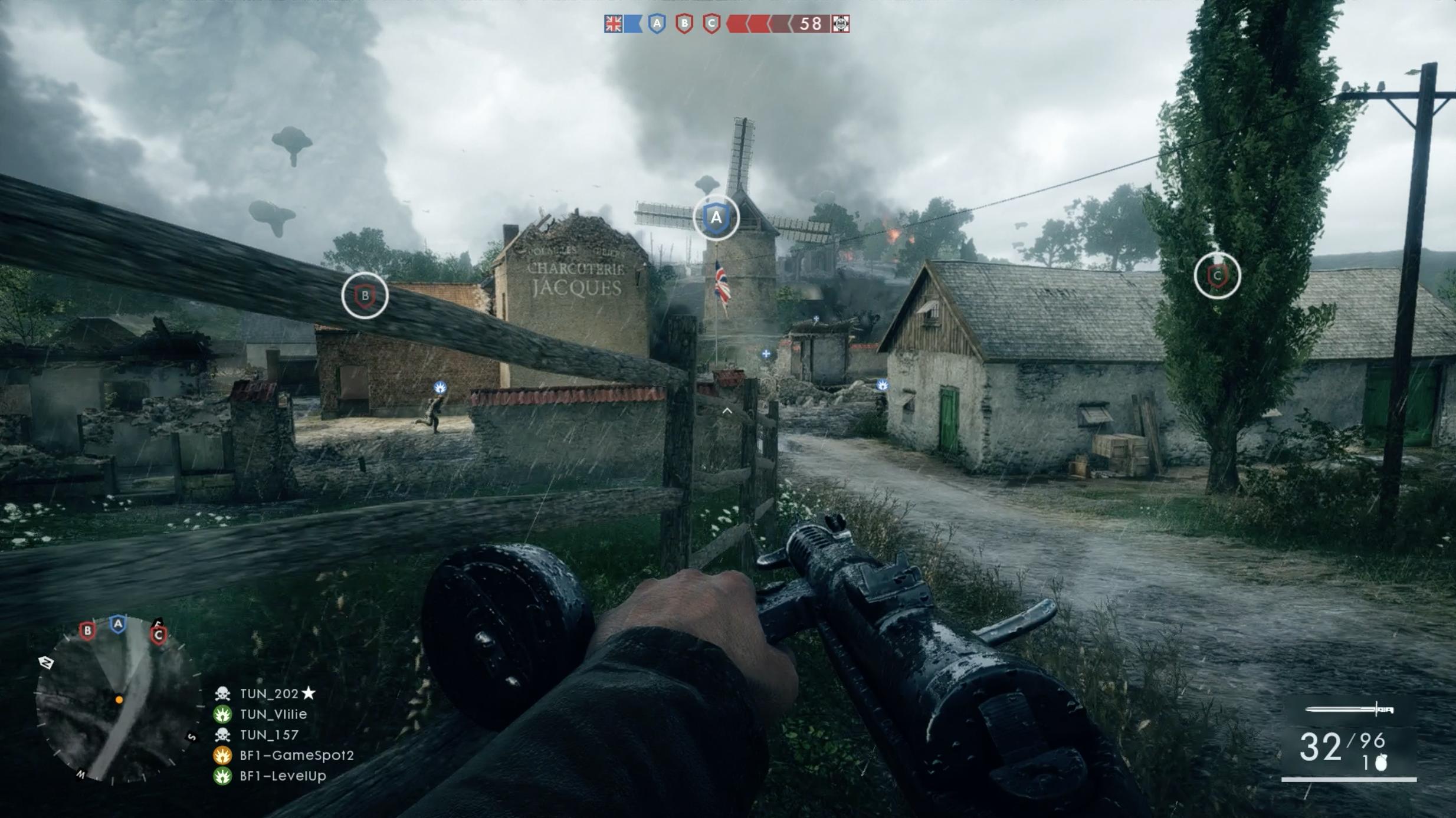 اساليب اللعب في Battlefield