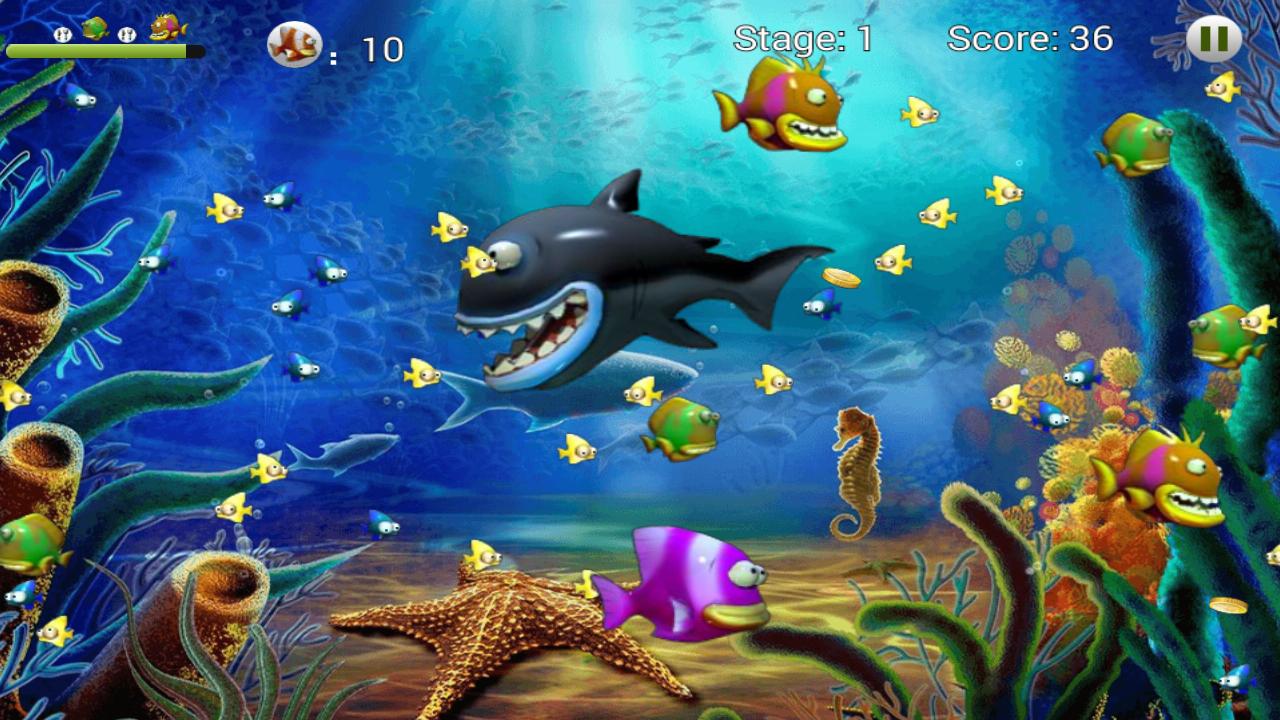 تحميل لعبة السمكة للكمبيوتر كاملة مجانا