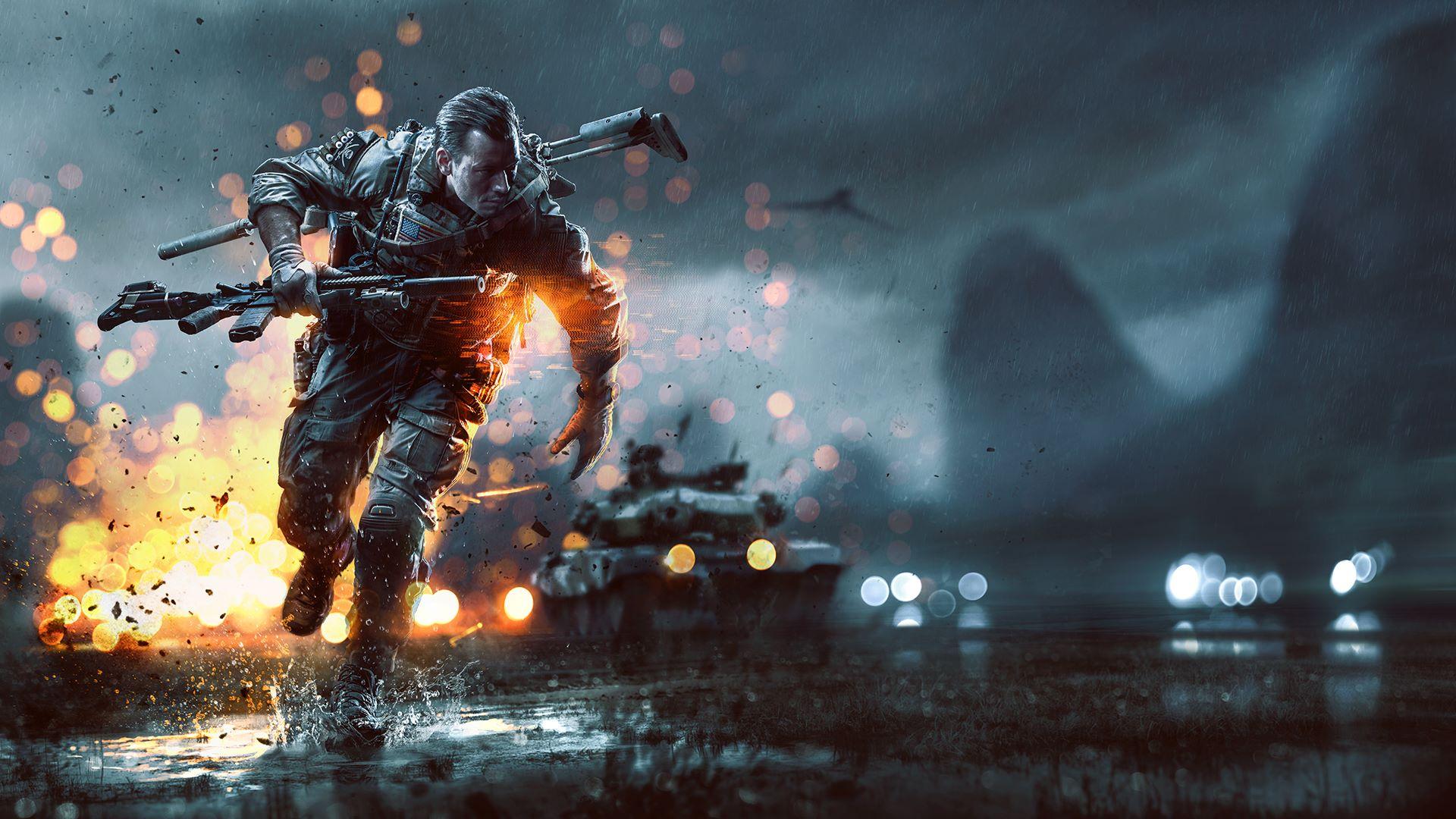 شرح لعبة باتل فيلد Battlefield للكمبيوتر
