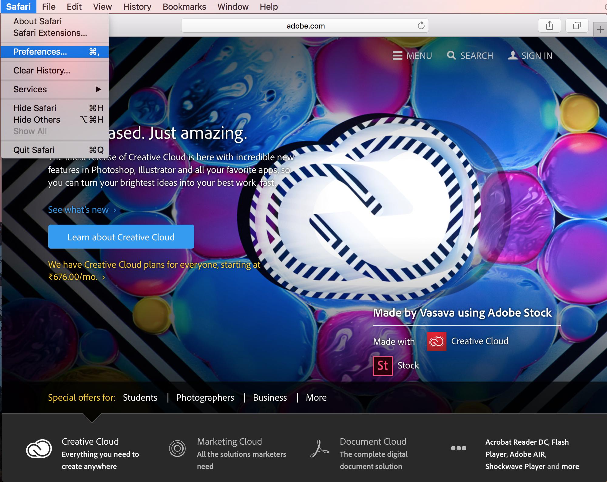 تحميل برنامج Adobe AIR