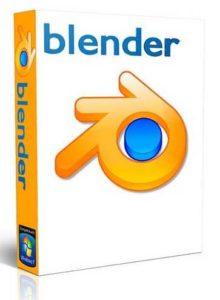 Blender برنامج