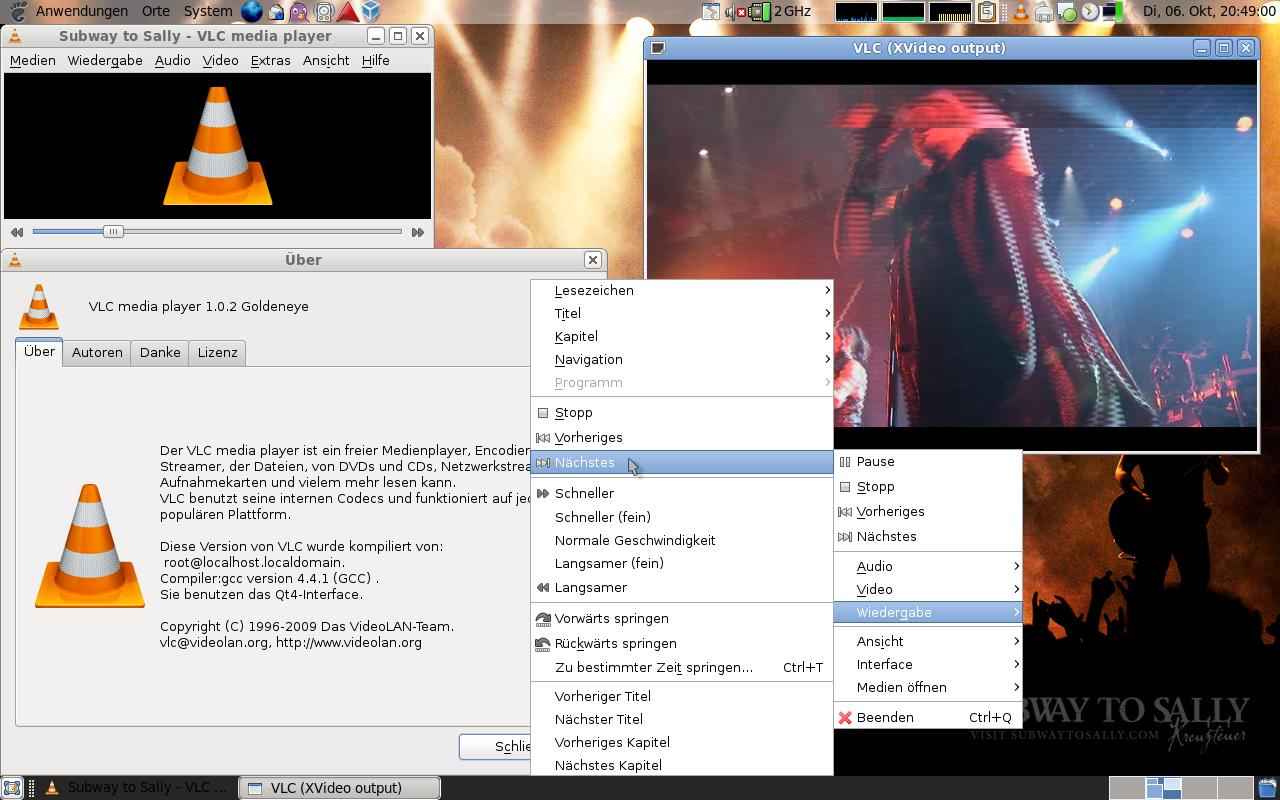 اعدادات برنامج VLC Media Player الاصدار الجديد