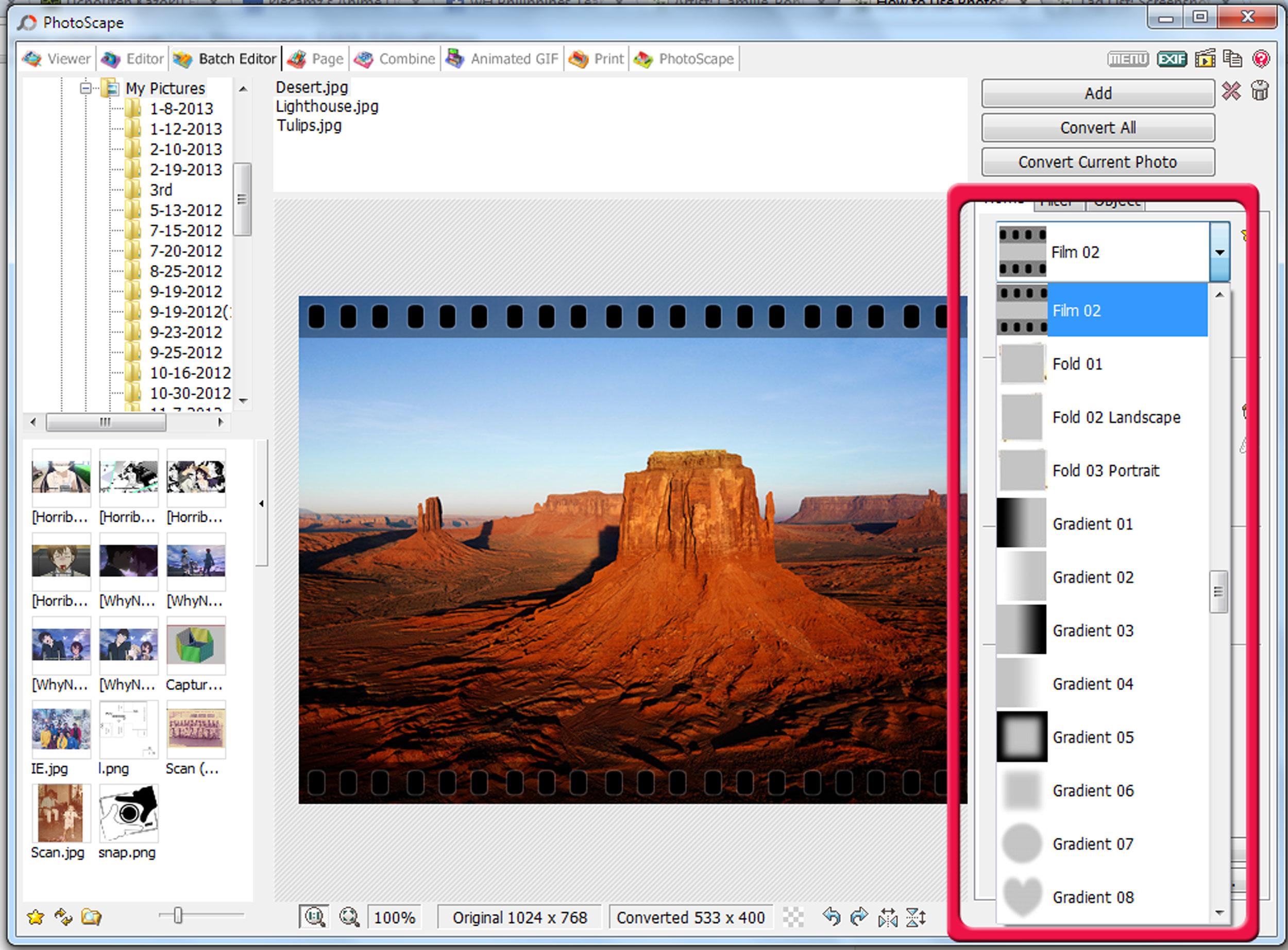 برنامج الكتابة على الصور بشكل مزخرف للكمبيوتر