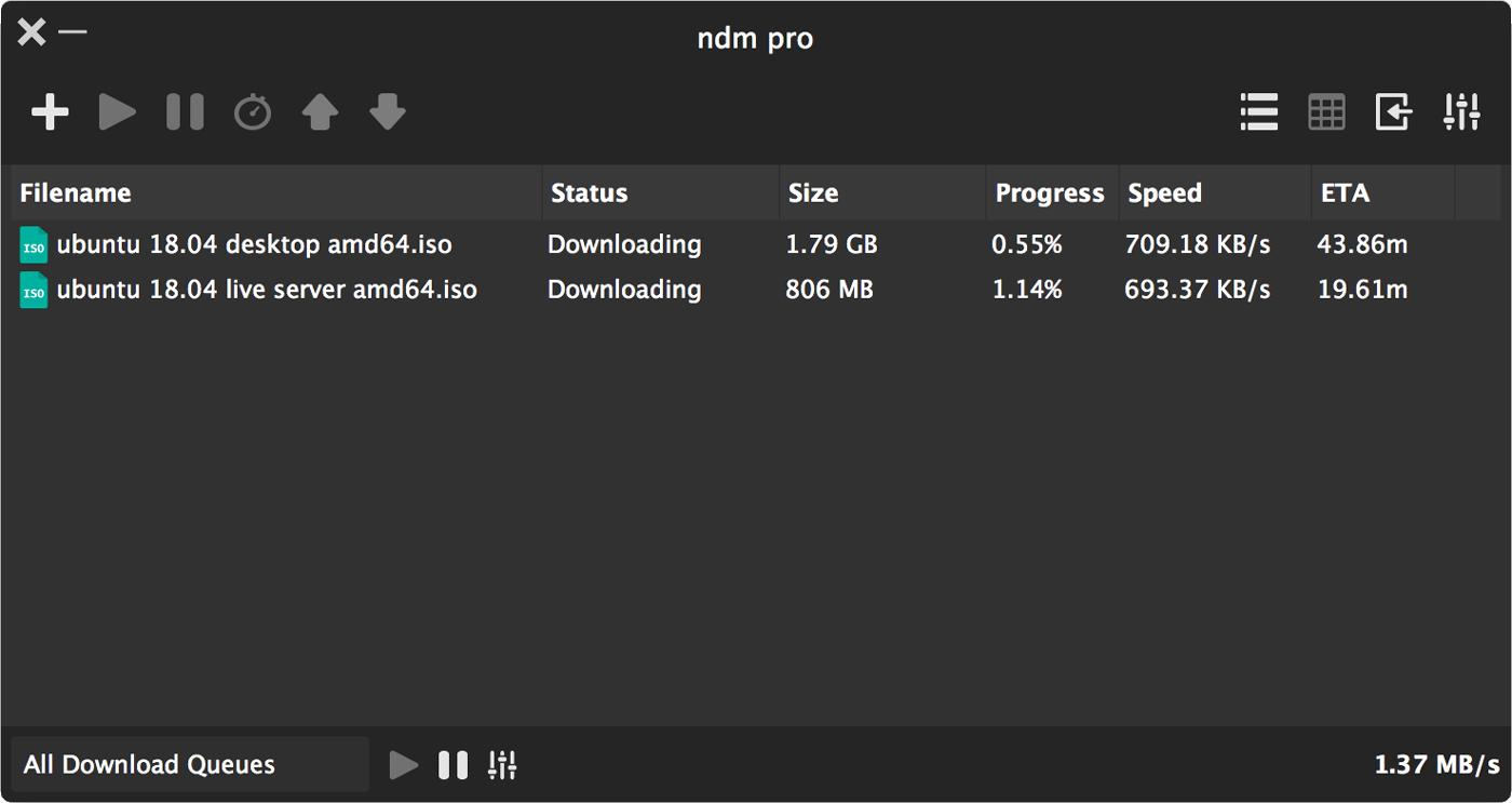برنامج نينجا داونلود للتحميل السريع