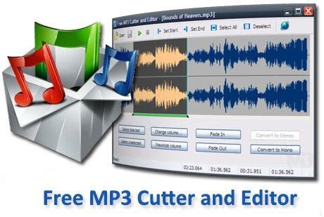 برنامج Free MP3 Cutter and Editor