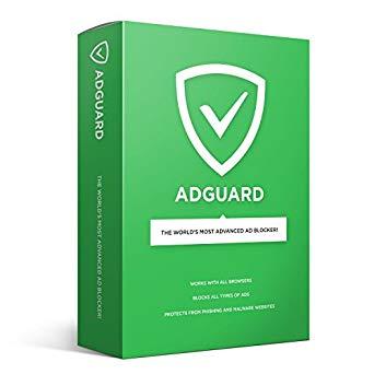 برنامج adguard web filter