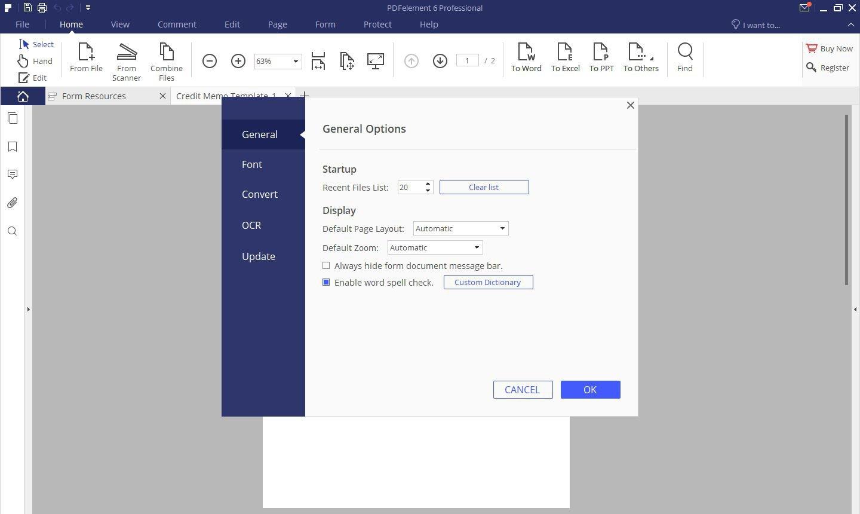 تحميل برنامج تحويل pdf الى Word باللغة العربية كامل مجانا