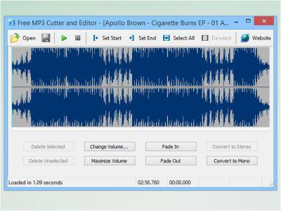 تحميل برنامج تقطيع الأغاني