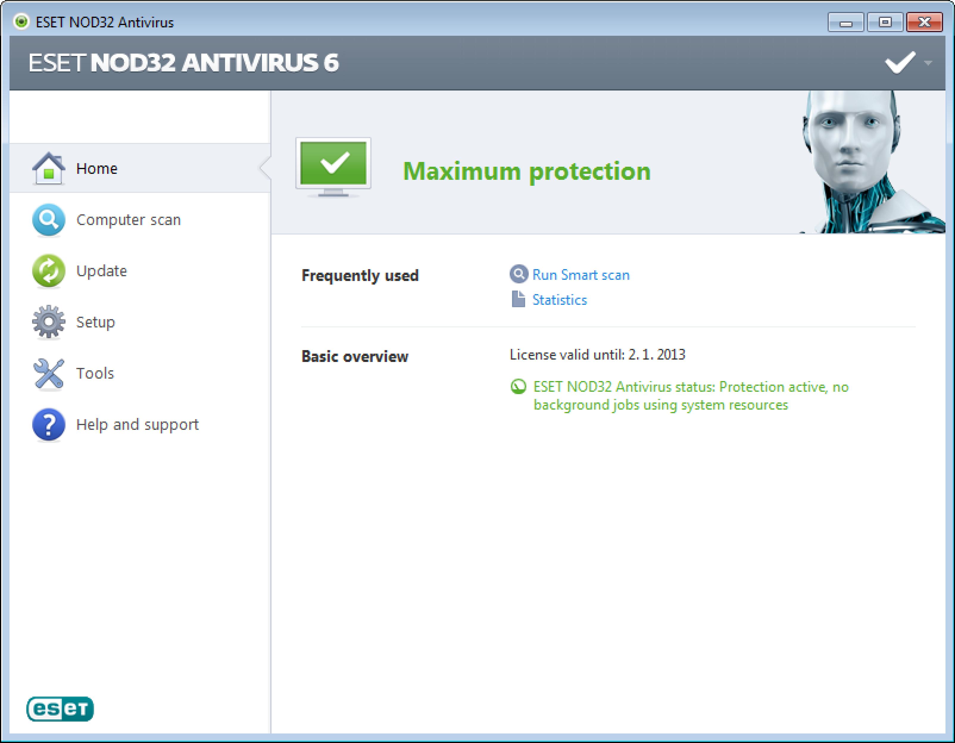 تحميل برنامج نود 32 مضاد الفيروسات للكمبيوتر