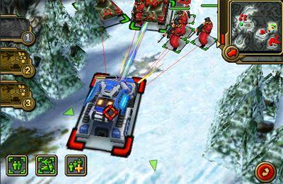 تطور الاسلحة في لعبة ريد اليرت4 Red Alert