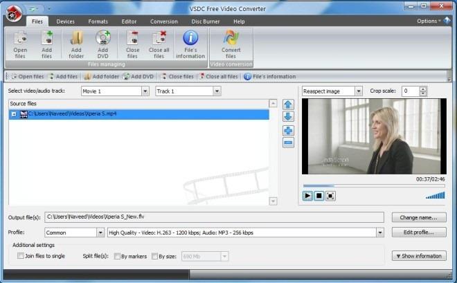تحميل برنامج ضغط الفيديو