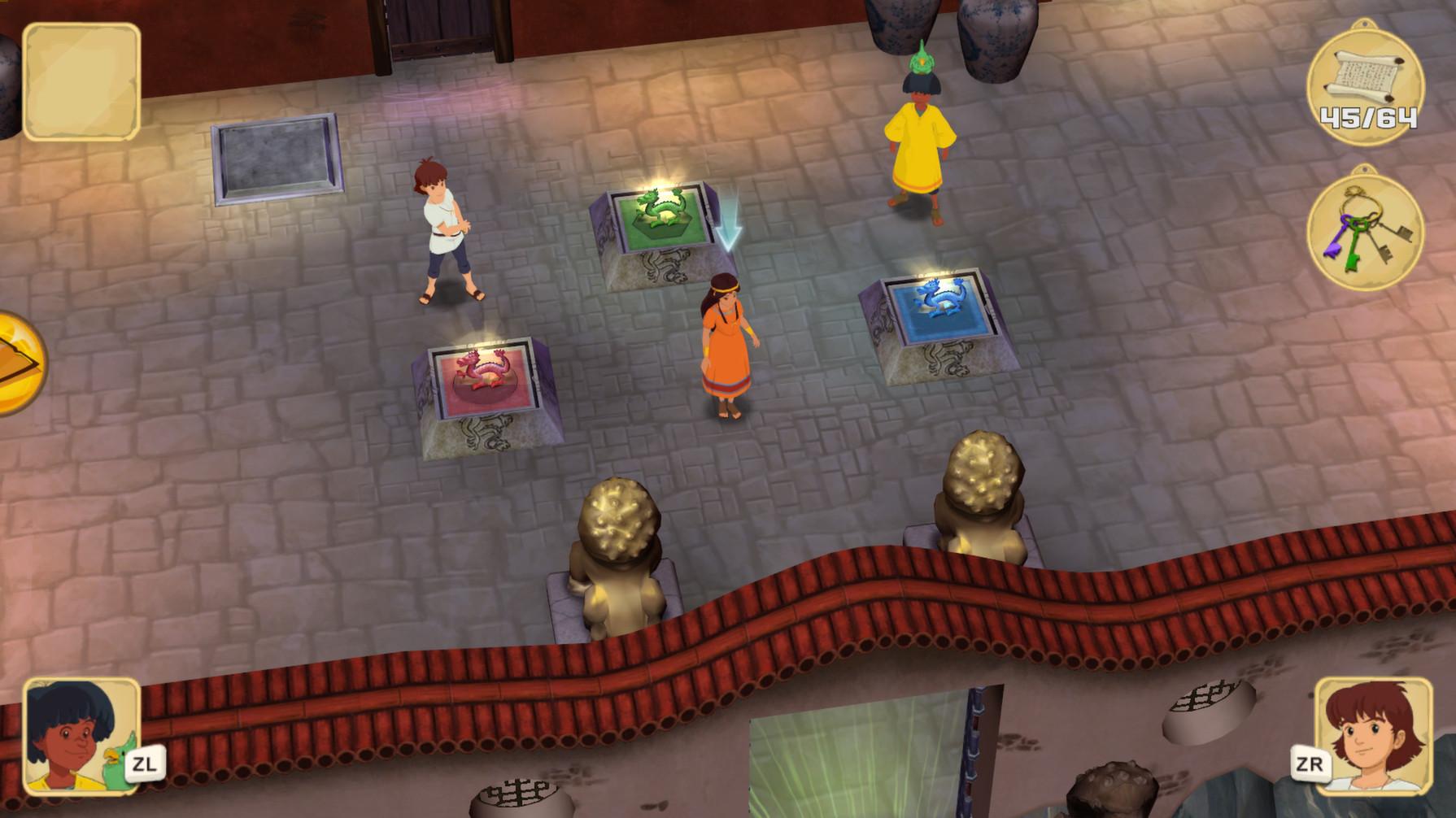 صور من لعبة مدن الذهب للكمبيوتر