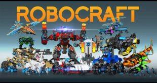 لعبة Robocraft