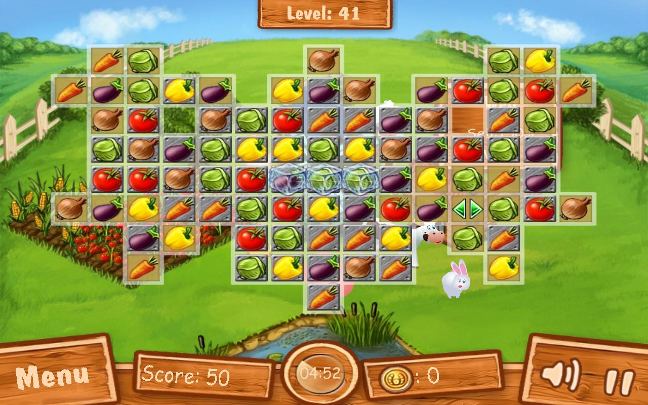 مستويات لعبة مزرعة الاحلام الجديدة