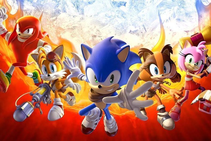 الاصوات في لعبة سونيك Sonic للكمبيوتر