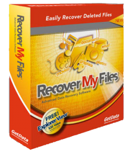 برنامج Recover My Files