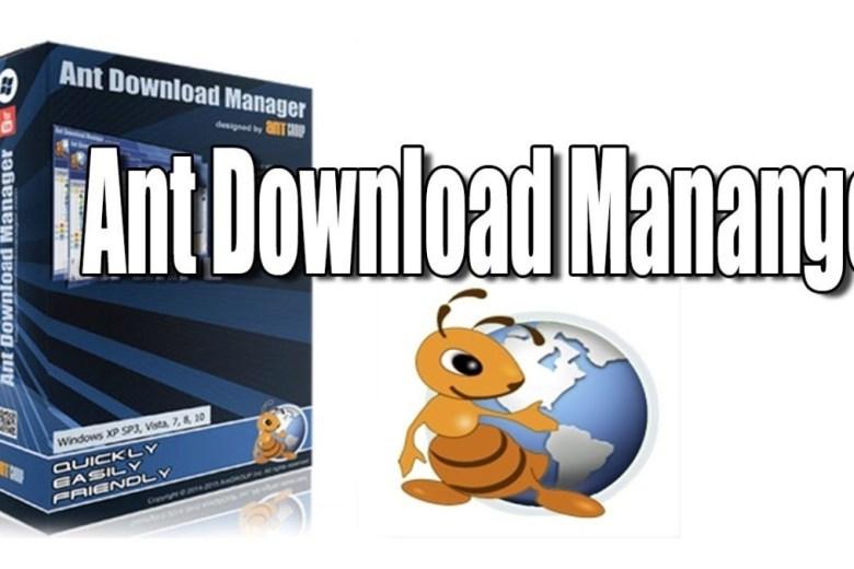 برنامج ant download manager