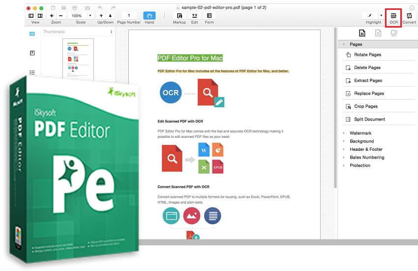 برنامج pdf editor