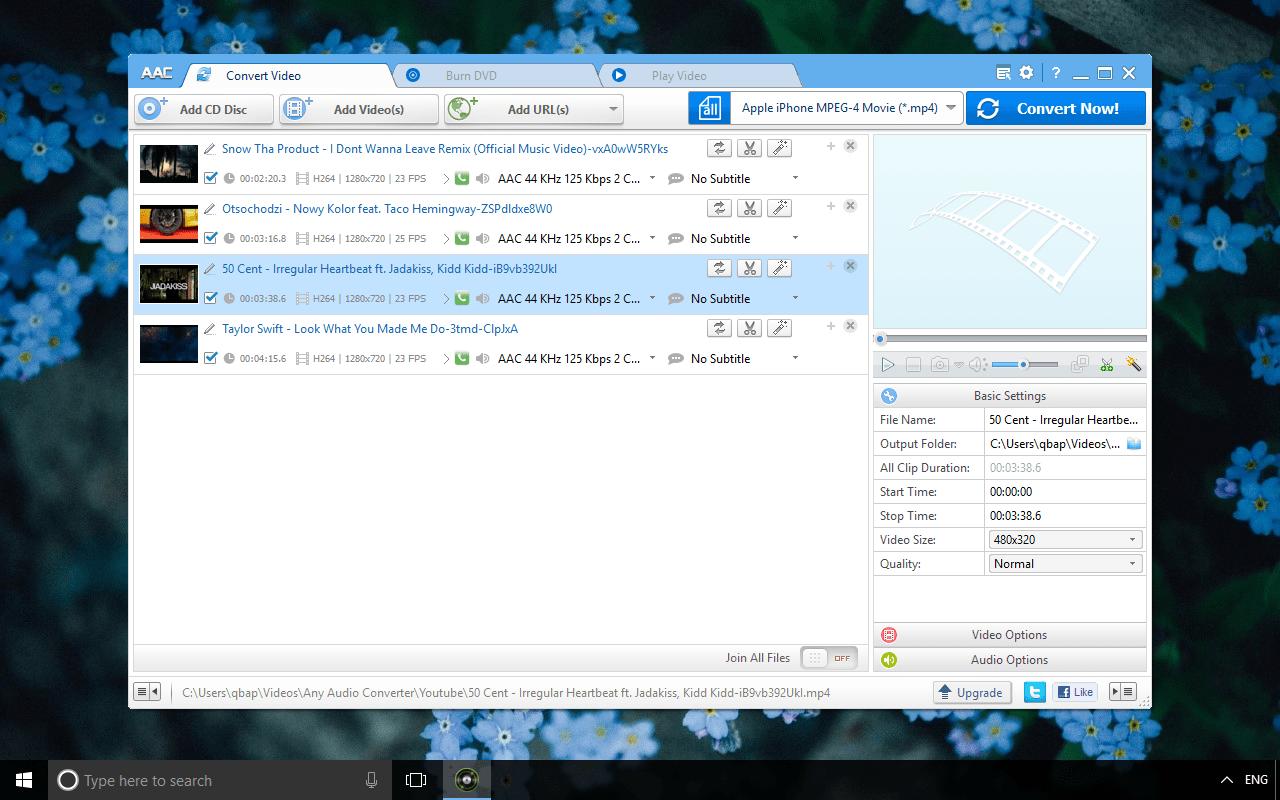 تحميل برنامج تحويل الصوت للكمبيوتر مجانا