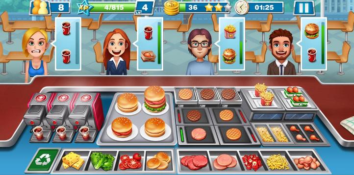 تحميل لعبة الطباخ