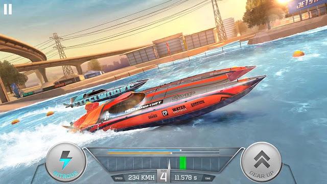 تحميل لعبة سباق القوارب