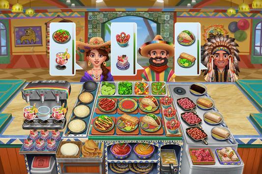 صورة من لعبة الطباخ