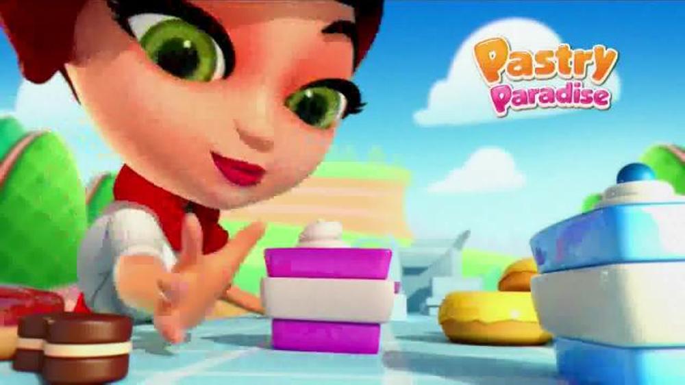 صورة من لعبة متجر الحلويات