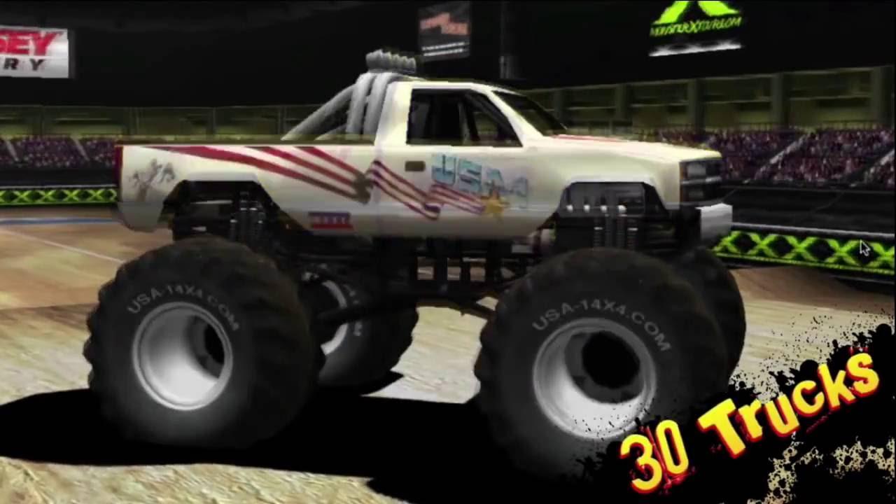 صورة من واجهة لعبة تحطيم السيارات