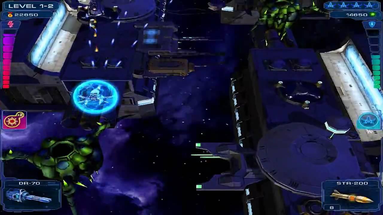 صورة من واجهة لعبة حرب النجوم