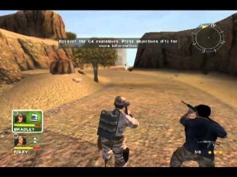 كثرة التشويق والاثارة في لعبة عاصفة الصحراء 1