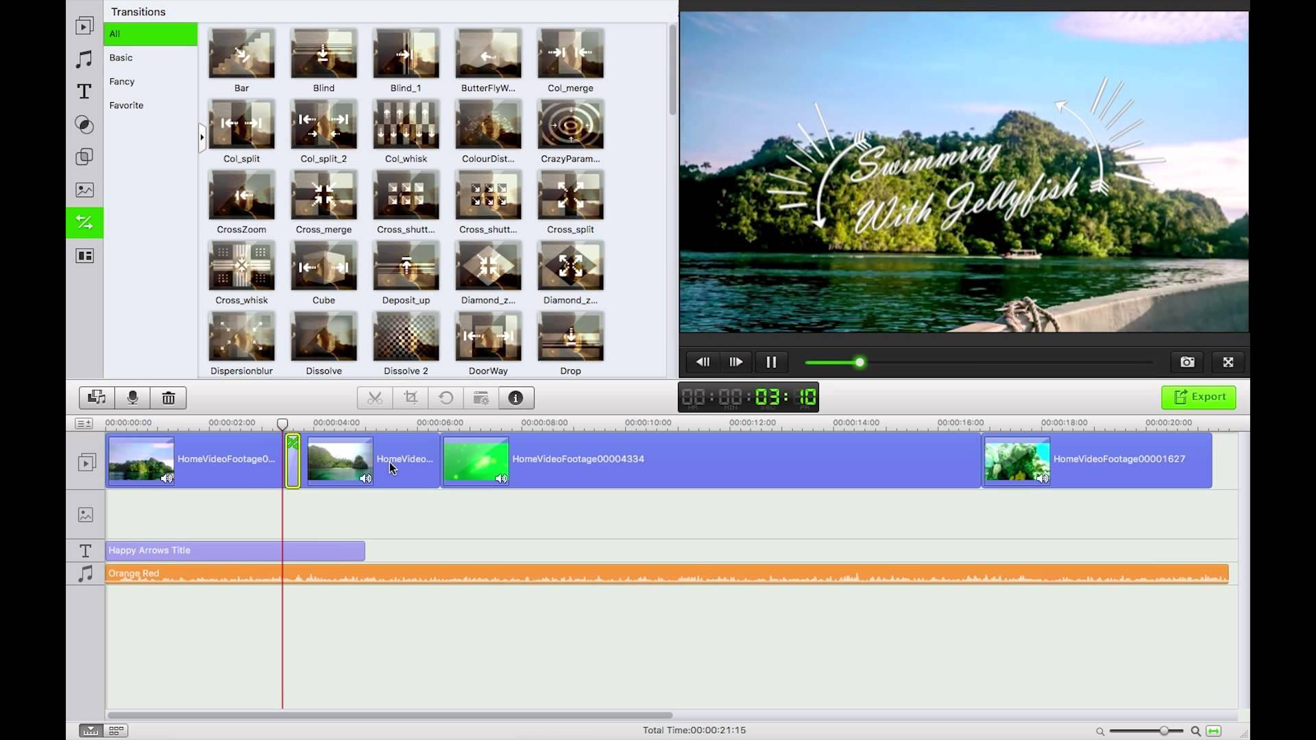 كيفية الكتابة على مقطع فيديو