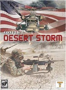 لعبة عاصفة الصحراء 1