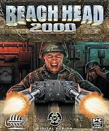 لعبة مدفعية الشاطئ