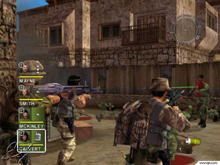 لعبة Desert Storm 2 المجانية