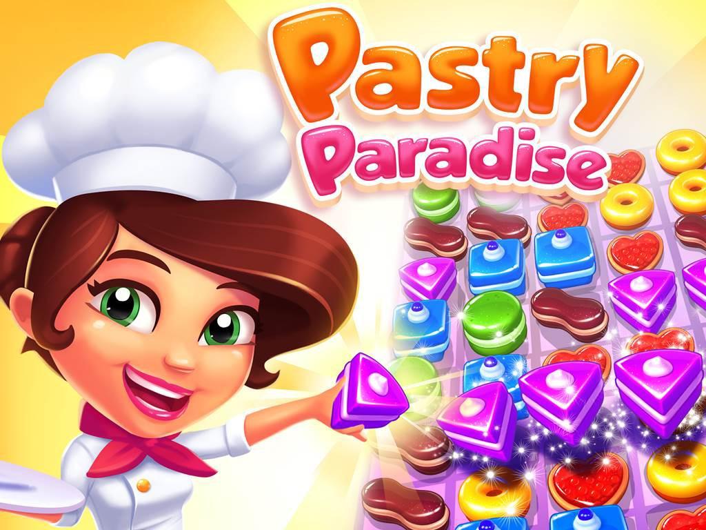 لعبة Pastry Paradise
