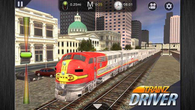 لعبة Train Driver