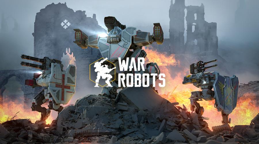 لعبة War Robots