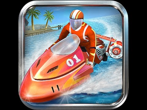 لعبة powerboat racing
