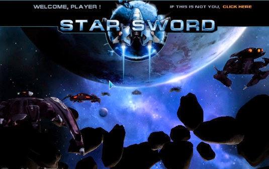 لعبة star sword