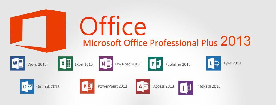 إستخدامات برنامج اوفيس 2013 Microsoft Office للكمبيوتر
