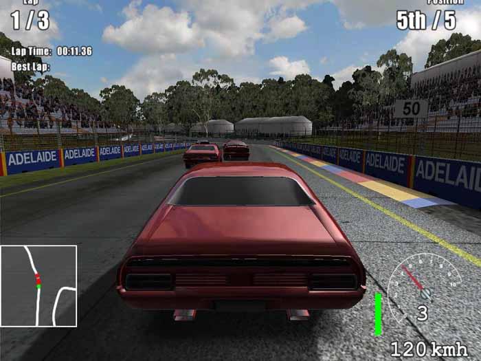 الأكشن والتشويق في لعبة قيادة السيارات