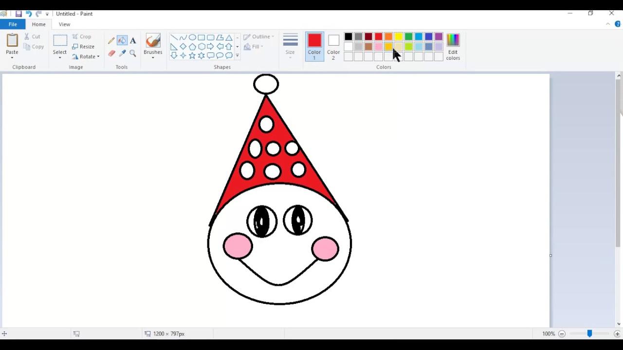 التراجع في الرسام paint.net للكمبيوتر