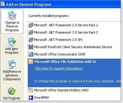 السرعة في برنامج اوفيس 2003 office للكمبيوتر