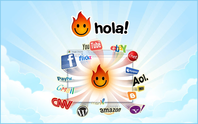 تميز برنامج Hola Free VPN Proxy