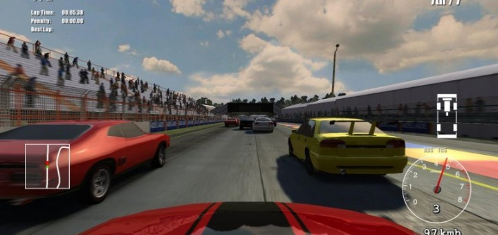 روح المغامروة في لعبة driving speed