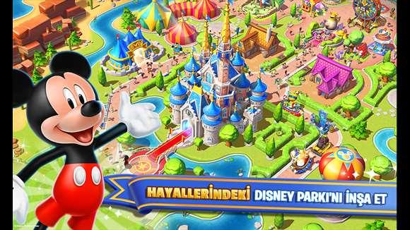 صورة من واجهة لعبة مملكة السحر