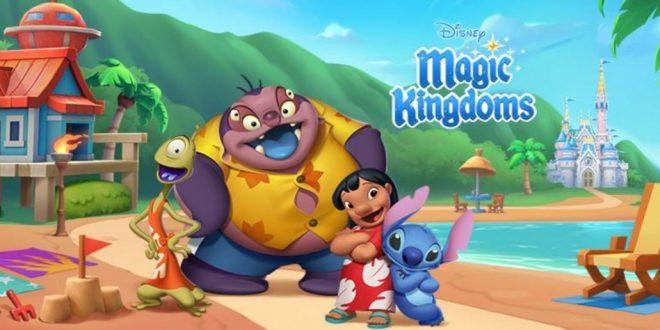 لعبة disney magic kingdoms مهكرة للاندرويد 2020
