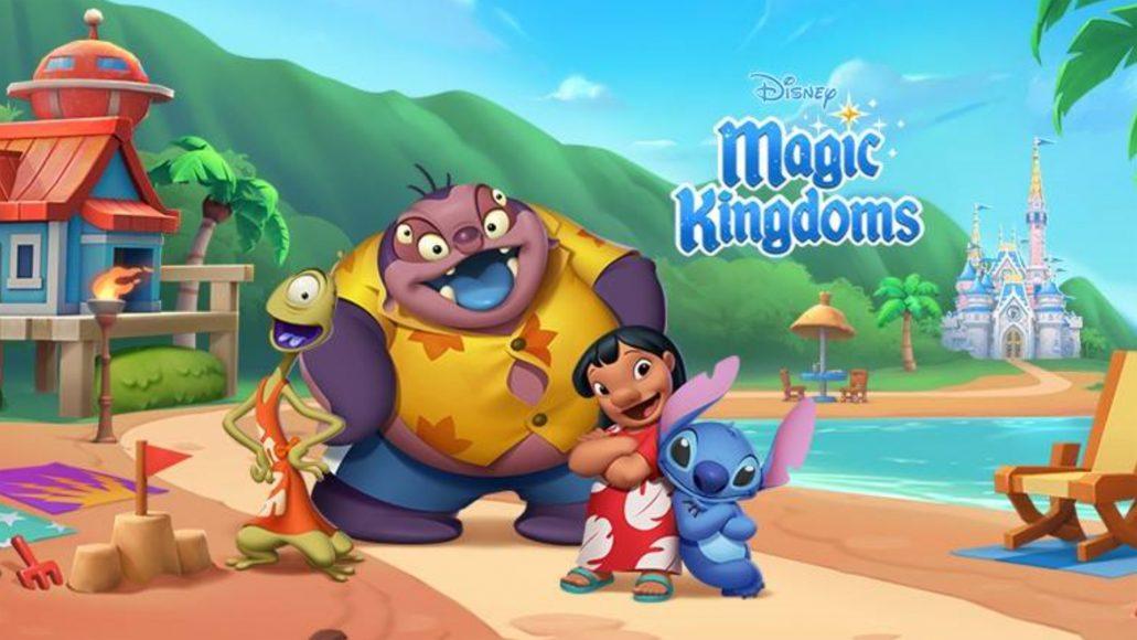 تحميل لعبة disney magic kingdoms مهكرة للاندرويد 2020