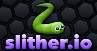 لعبة slither.io